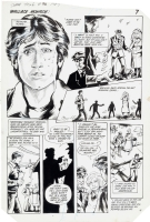 Swamp Thing 36, Alan Moore, Steve Bissette and John Totleben Comic Art