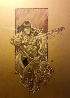 Conan, Comic Art