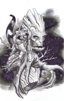 Rocket Raccoon And Groot, Comic Art