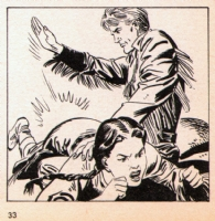 AISHA : Arrete Pat ! Tu me fais mal !, Comic Art