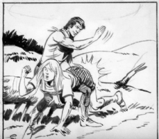 ZAGOR Comic Art