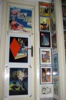 A NEW KIND OF DOOR - TWO, Comic Art