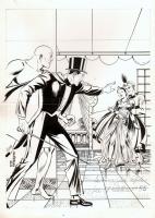 MANDRAKE - La Principessa Rapita Comic Art