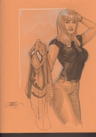 Terry Dodson's Mary Jane  Comic Art