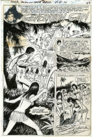 Win Mortimer - Forbidden Tales of Dark Mansion 11 - Complete story page 1, Comic Art