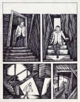 Richard Sala - Forgotten - p22, Comic Art