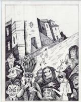 RIchard Sala - Forgotten - p06, Comic Art