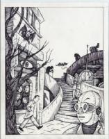 RIchard Sala - Forgotten - p07, Comic Art