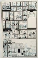 Chris Ware - Jimmy Corrigan, Comic Art