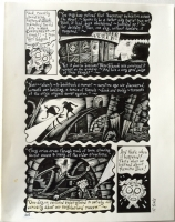 Richard Sala - Mad Night p102, Comic Art