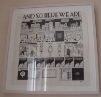 Seth - George Sprott - And so, here we are, Comic Art