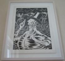 Burns Charles - Mutant Tilley, Comic Art
