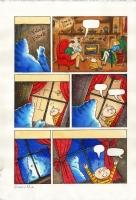 Richard Sala - Little Lit p7, Comic Art