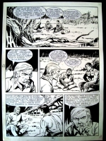 ZAGOR - N.155 TROPICAL CORP, pag.069 Comic Art