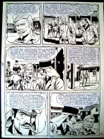 ZAGOR - N.155 TROPICAL CORP, pag.078 Comic Art
