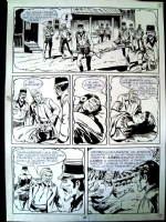 ZAGOR - N.155 TROPICAL CORP, pag.080 Comic Art