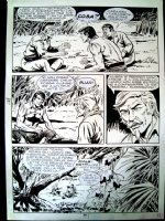 ZAGOR - N.155 TROPICAL CORP, pag.081 Comic Art