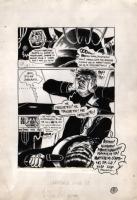 Filippo Scozzari - Rompicoglioni! SOLD Comic Art