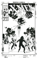 Mignola Classic X-Men cover Comic Art