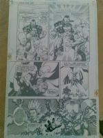 L.E.G.I.O.N. '93 49 p11 by Kitson/Smith Comic Art