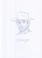 Jonah Hex by Darwyn Cooke Comic Art
