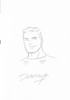 Aquaman by Darwyn Cooke Comic Art