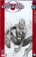 Spider-man - Ultimate Spider-man 100 Coipel CGC 9.6, Comic Art