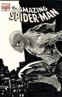 Spider-man Lee Bermejo, Comic Art
