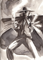 Shadow by JK Woodward Comic Art