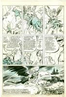 Forest, Jean Claude - Barbarella Comic Art