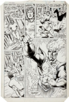 The Fury of Firestorm The Nuclear Man #29 Pg#14 Comic Art
