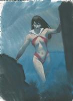 Vampirella  Esad Ribic Comic Art