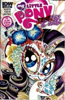 MY LITTLE PONY IDW comic Sara Richard -- SIGNED!  Inkwell Awards, Comic Art