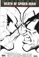 SPIDER-MAN WOLVERINE SKETCH COVER JOSEF RUBINSTEIN SIGNED!, Comic Art
