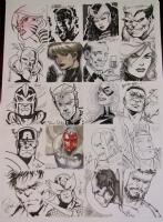 Avengers Jam - Complete! Comic Art