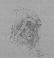 Dragonlance Raistlan Majere By Clyde Caldwell Comic Art