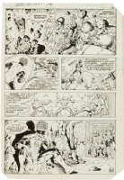 Green Lantern 154 pg 31 Tales of the GLC Comic Art