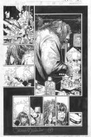 BACHALO, CHRIS - Gen Next #2 - AOA series within Gen X - Kate Pryde & Howard Stern Comic Art