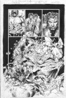 BACHALO, CHRIS - Gen Next #4 - AOA series within Gen X - Splash Team, Magik taken by Sugar-Man & death of Mondo Comic Art