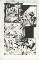 MADUREIRA, JOE / TOWNESEND - Uncanny X-Men #335 pg 16,  Vision Comic Art