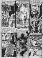 MORROW, GRAY - Space 1999 #8  The Metamorph  page 25 Comic Art