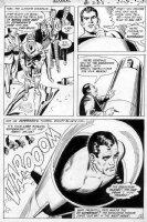 SWAN, CURT - Superman #228 story II pg 12 last page -1970  Comic Art