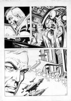 Garcia-Lopez / Andru - Atari Force GN pg 9 Comic Art
