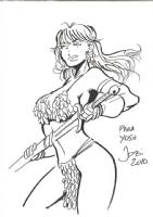 Jordi Bayarri Comic Art