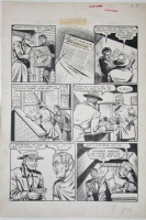 Crime Patrol 9, page 8 Comic Art