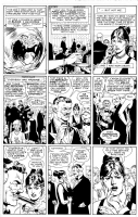 DAVE GIBBONS - WATCHMEN #9 PAGE 20 (THE DARKNESS OF MERE BEING) Comic Art