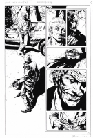 LEE BERMEJO - JOKER PAGE 6 Comic Art