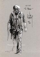 Sgt. Rock by Joe Kubert Comic Art