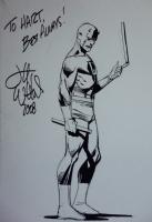 Daredevil by Lee Weeks Comic Art