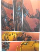 Kevin Walker ABC WARRIORS 2000AD Hellbringer 2 pg 7 Hammerstein Comic Art